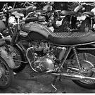 Bikes by Lionel Douglas