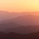Warmth Fading – Great Smoky Mountains National Park, Tennessee by Jason Heritage