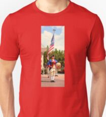 American Fife and Drum Corp. Flag Carrier T-Shirt