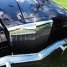 1978 Lincoln Continental Mark V Grill by MitchConway101