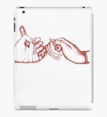 Signed link iPad Case/Skin