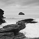 Trebarwith Strand by -Nesquik-