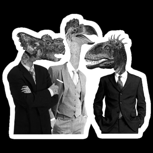 The Saurus Society - No Extinction Theory Conversation by venitakidwai1