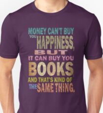 For The Love Of BOOKS! Unisex T-Shirt