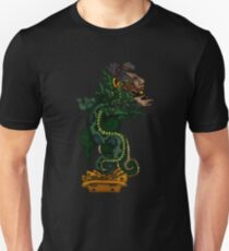 Mayan Serpent God T-Shirt