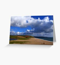 THE SAND BAR. Greeting Card