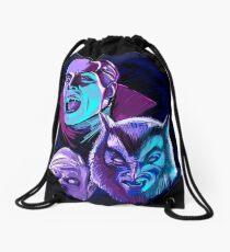 The Monster Squad Drawstring Bag