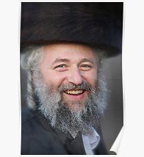 A piece of you  & a piece of me !  Mazel tow ! Toda raba ! Shalom ! ha chever sheli  !!!! .  « arrête toi, tu es si beau » by Doktor Faustus. Poster