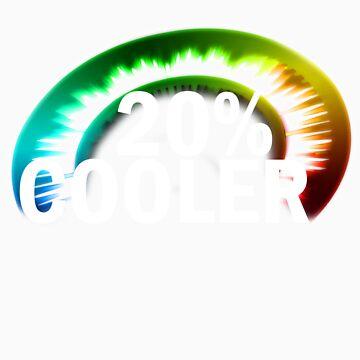 20% Cooler SonicRain Boom by Nightmarespoon
