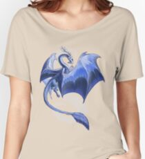 The Dragon of Winter Women's Relaxed Fit T-Shirt
