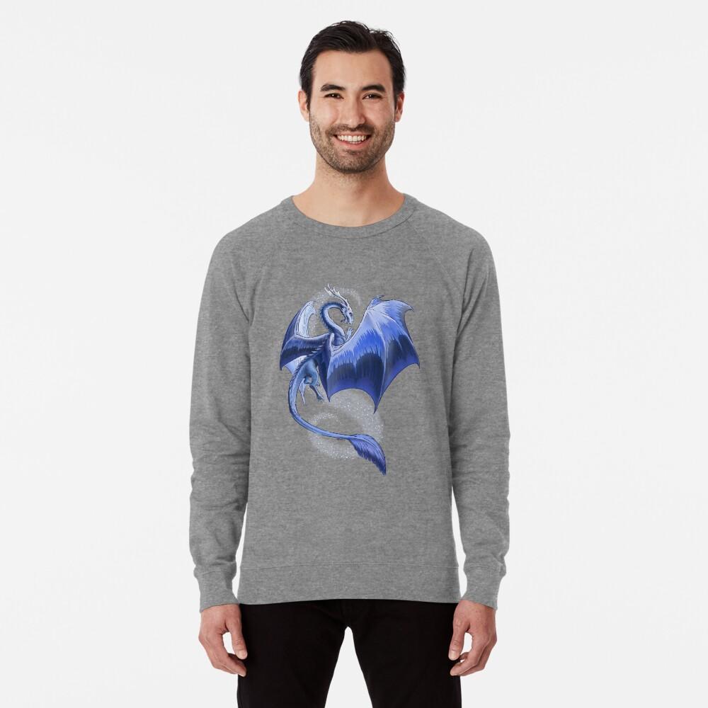 The Dragon of Winter Lightweight Sweatshirt