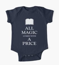 All Magic Comes With A Price Kids Clothes