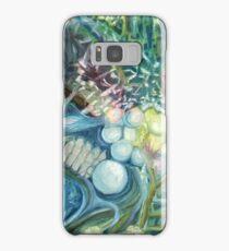 Letting go of barriers Samsung Galaxy Case/Skin