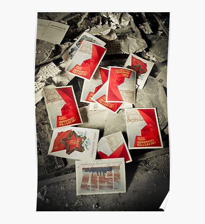 Commemoration ~ Pripyat  Poster