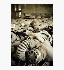 Airless ~ Pripyat  Photographic Print