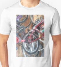 Ready for a Bike Ride? Unisex T-Shirt