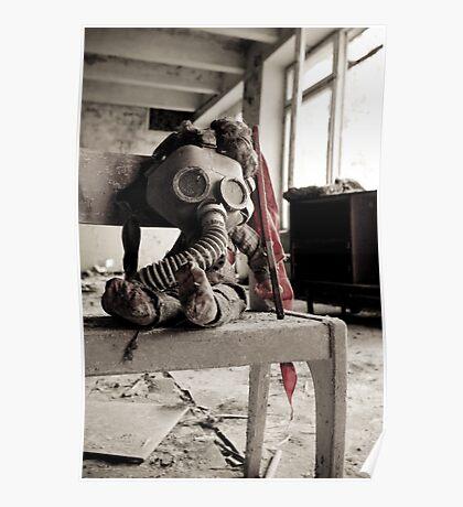 We March ~ Pripyat  Poster