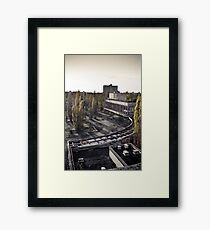 Pripyat: Model City  Framed Print