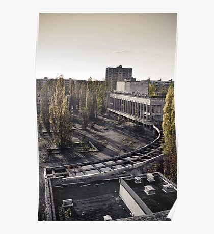 Pripyat: Model City  Poster