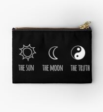 The Sun, The Moon, The Truth Studio Pouch