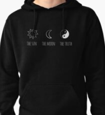 The Sun, The Moon, The Truth Pullover Hoodie