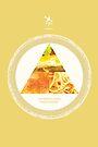 Cabin Pressure: The Martin Crieff Food Pyramid by glower