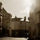 New Old Bideford Town by Simon Groves