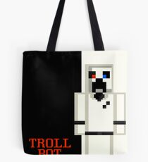 Scarface - Trollbot Edition - On Paper! Tote Bag