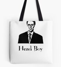 Apparantly when Percy here was younger, he used to be known as headboy!  Tote Bag