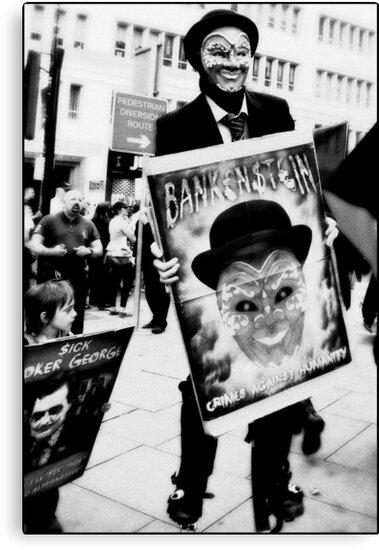Bankenstein by BrettNDodds