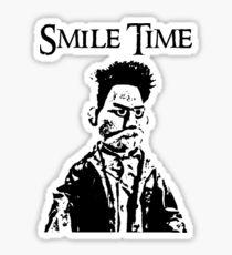Smile Time Sticker