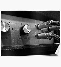 Marshall Amp #2 Poster
