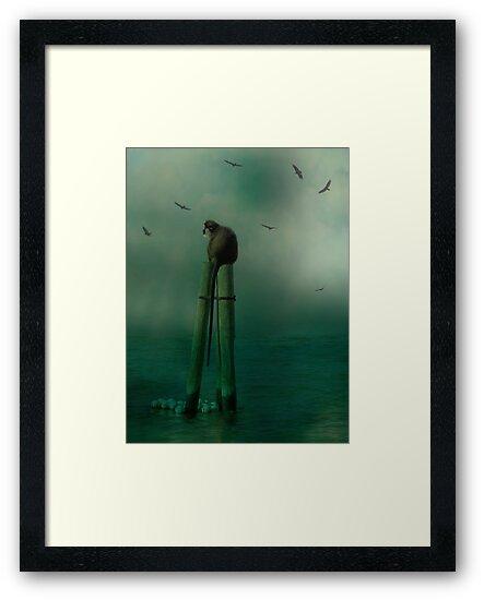 In The Ocean Mist by Elizabeth Burton