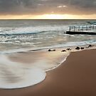 Oozing along the shore by Fran53