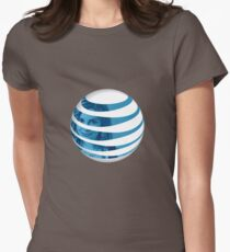 The AT&T of People Women's Fitted T-Shirt