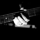 Guitar Fingers. by loyaltyphoto