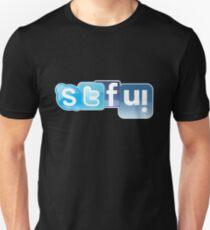 OMG, STFU! Distracted Driving Kills!! Unisex T-Shirt