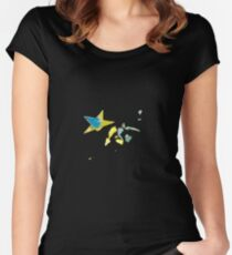 Adric: Death Of a Hero Women's Fitted Scoop T-Shirt