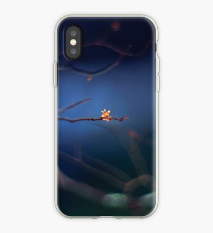 The mysterious little bud iPhone Case