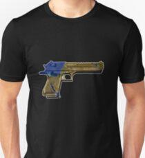 """""""Israeli .50 caliber desert eagle"""" T-Shirt"""