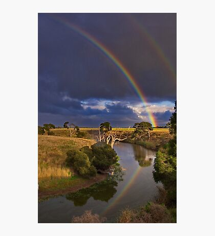 """""""Reflections of The Promise"""" Photographic Print"""
