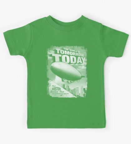 The World of Tomorrow. Today. Kids Clothes