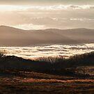 High Plains Sunrise by Paul Moore