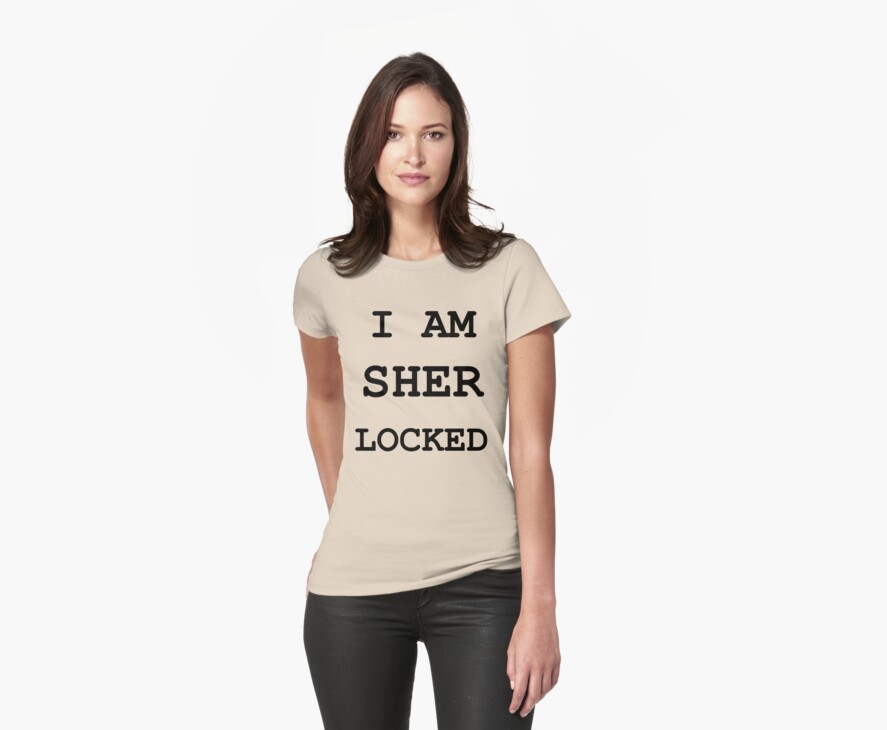 I am SHER locked by green10