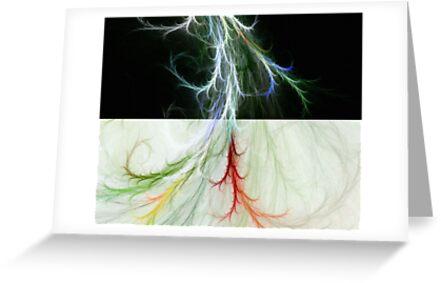 Lightning Dance  by Elaine  Manley