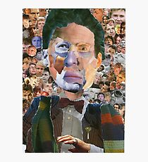 The Doctor Has Many Faces Photographic Print