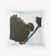 The Last of Winter - 1 Throw Pillow