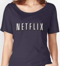 Netflix Women's Relaxed Fit T-Shirt