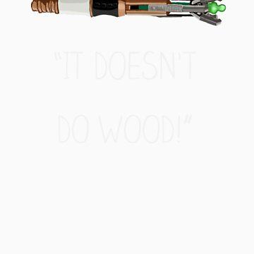 It Doesn't Do Wood! by Sherlock-ed
