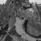 Cave castle - Capadocia - Turkey by Claire Haslope